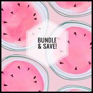 Bundle for 15% Off!